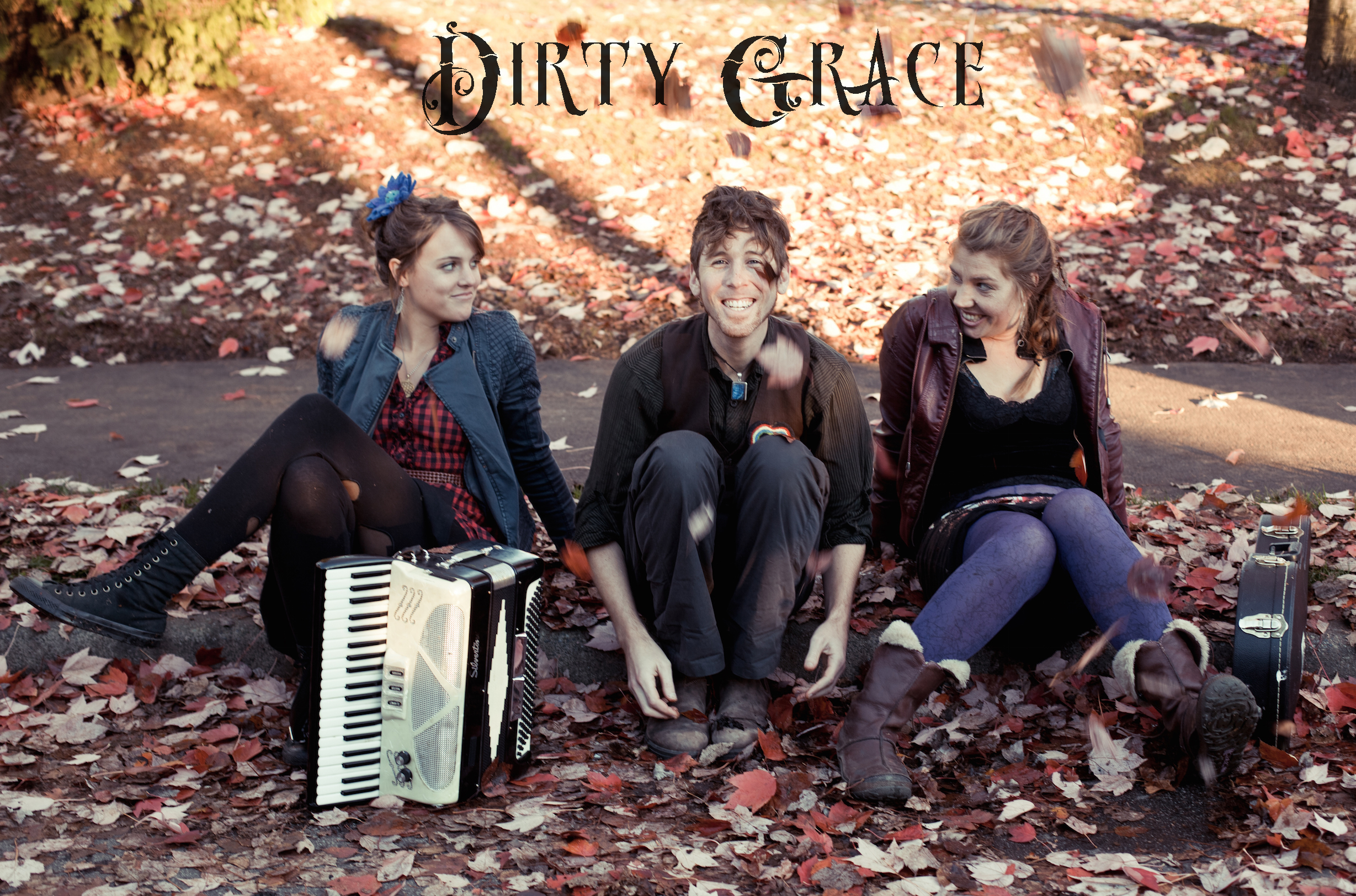 Dirty Grace (with text)