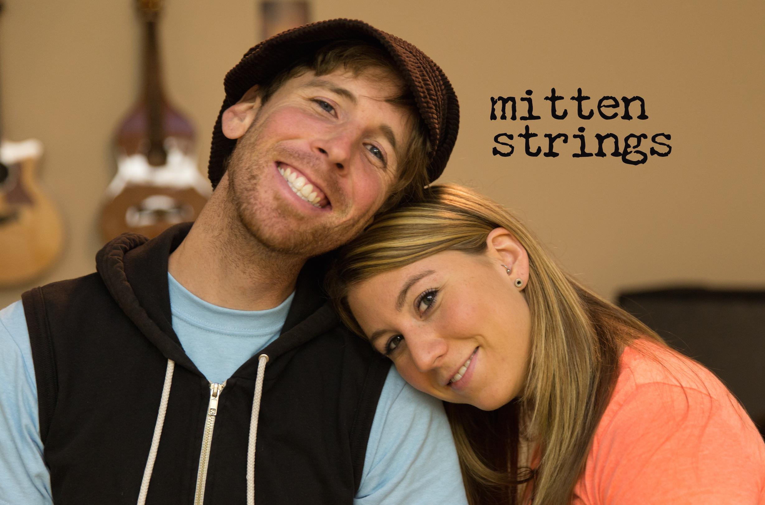 mitten strings